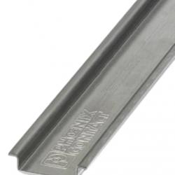 DIN шина алуминиева 7.5/35 mm, 2 m