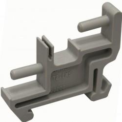 Изолационен носач за N/PЕ шина, 16/25mm²