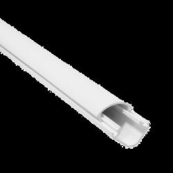 Пластмасов кабелен канал ъглов 23X23mm