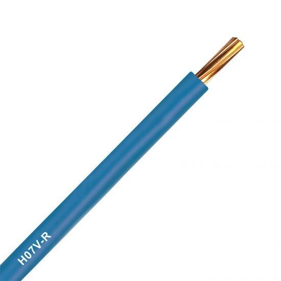 Инсталационен проводник H07V-R 1x16 mm² син