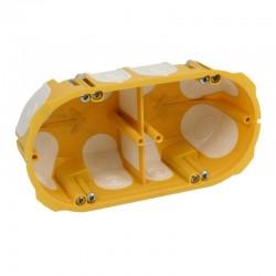 Кутия конзолна KPL 64 50/2LD двойна, за кухи стени
