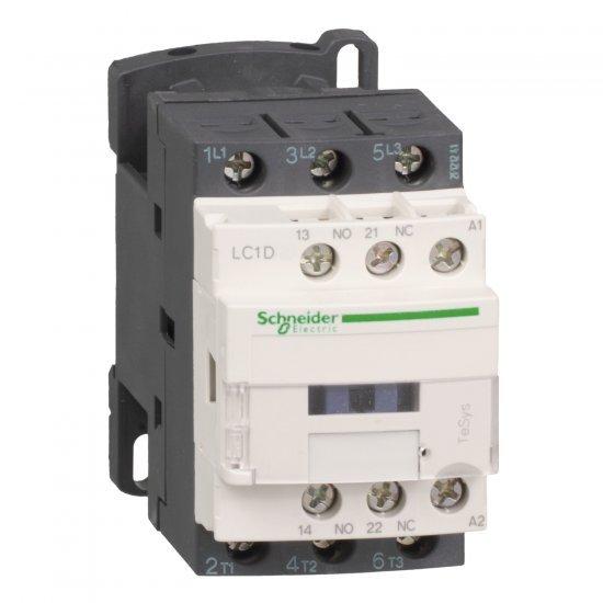 Контактор 18А 3P 1НО+1НЗ 230V AC 50/60Hz