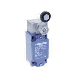 Изключвател краен XCKJ - термопластично бутало с ролка - 1NC+1NO - snap действие