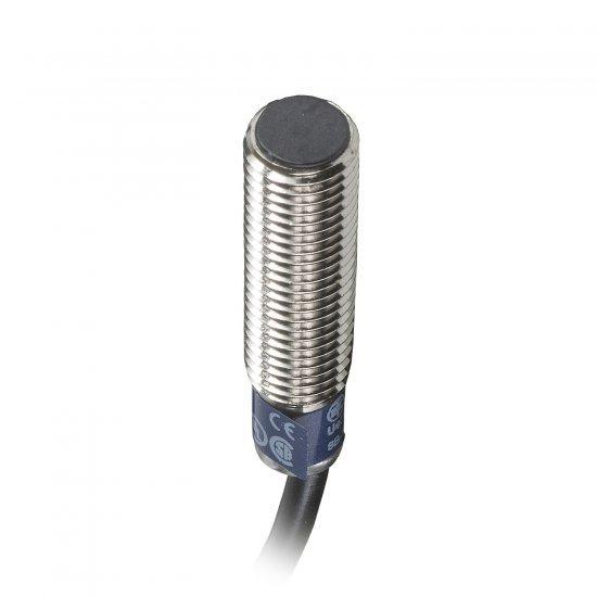 Датчик индуктивен М8 Sn-1.5mm NO PNP 2м кабел