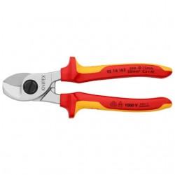Ножици за кабел до 50 мм2, изолирани