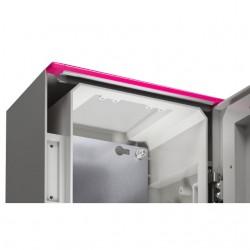 Табло стенно пластмасово AX 250х350х150 мм с предна плътна врата