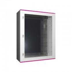 Табло стенно пластмасово AX 800x1000x300мм с предна врата с прозорец