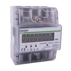 Електромер Ex9EM 3P 4M 80A 1T