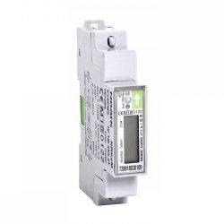 Смарт електромер Ex9EMS 1P 1M 45A 1T