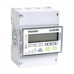 Смарт електромер Ex9EMS 3P 4M 100A 2T