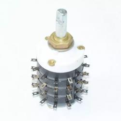 Превключвател галетен 4 секции ПГС320Б