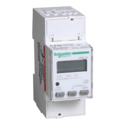 Електромер монофазен kWh 63A с импулсен изход MODBUS MID