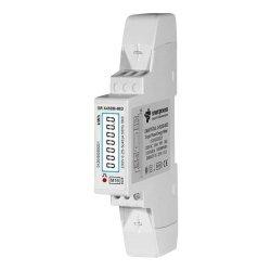 Електромер еднофазен SDM120DB-MID за монтаж на DIN-шина, еднотарифен, импулс, MID-сертификат