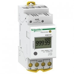 Електромер монофазен kWh 63A с импулсен изход