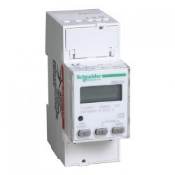 Електромер монофазен kWh 63A с импулсен изход MODBUS