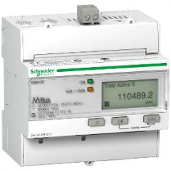 Електромер трифазен kWh 63A MBUS MID