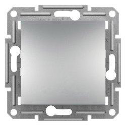 Бутон 10А безвинтово свързване, алуминий
