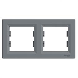 Рамка декоративна двойна стомана