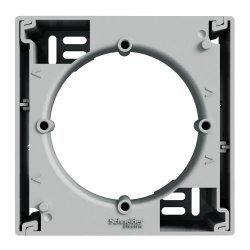Конзола единична за открит монтаж алуминий