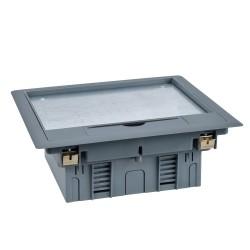 Подова кутия, 4 единични/2 двойни