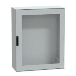 Табло за стенен монтаж, полиестър, моноблок IP66 H1056xW852xD350mm