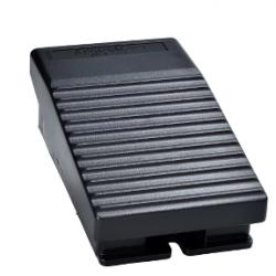 Превключвател крачен IP43 черен 2NC+2NO 1O+F без капак