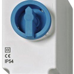 Кутия за моторен пускател IP54 BE4, с неутрала