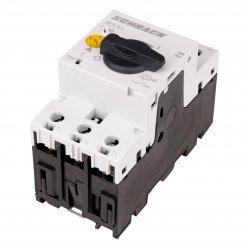 Моторна защита 3Р, 0.25-0.40A, 0.09kW