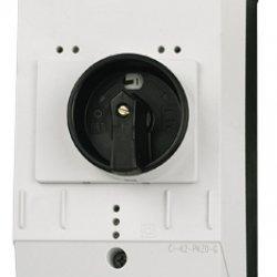 Кутия за моторна защита BE5, с авариен стоп бутон