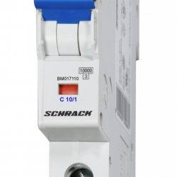 Прекъсвач автоматичен 1P 10A C 10kA