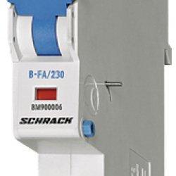 Изключвател шунтов, защракващ 24V, за BM прекъсвач