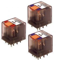 Миниреле тип PT 14 пина 4CO 110VDC 6A с позлатени контакти