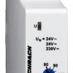 Напреженово реле 1P, 80-120% 1P,24VAC/DC-230VAC, 1CO