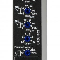Реле за измерване на напрежение MIN/MAX UR6 1 фаза, 24-240V AC/DC / 10-300V AC/DC, 400V, 2CO