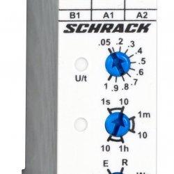 Времереле мултифункционално 24VAC/DC,230VAC 1CO 5A, AMPARO