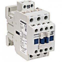 Контактор 25A 3P 1NO+1NC 230VAC
