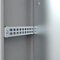 Вътрешен профил за шкаф с дъблочина 210мм