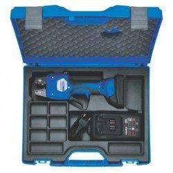 Електромеханичен инструмент за кримпване 0,14 - 50 mm²
