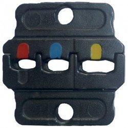 Инструмент за кримпване на изол.и неизол.обувки до 10 mm²