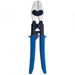 Инструмент за кримпване на тръбни каб.обувки и съединители 0.75 - 16 mm²
