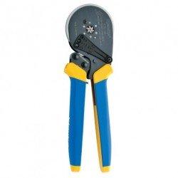 Инструмент за кримпване на единични и двойни кабелни накр.0,08 - 16 mm²
