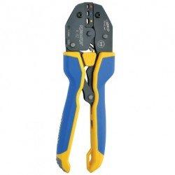 Инструмент за кримпване на изолирани кабелни връзки 0,5 - 6 mm²