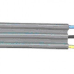 Инсталационен проводник ПВВ-МБ1 3х1.0 mm²