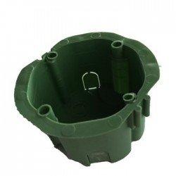 Конзола за мазилка съединителна без винтове ф70мм зелен