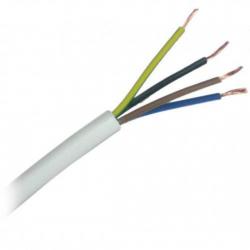 Проводник H05VV-F 4x0,75 mm² 0.3kV/0.5kV