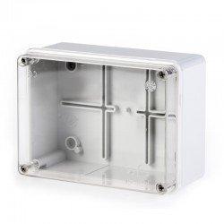 Разклонителна кутия 150x110x70mm IP56 с прозр.капак