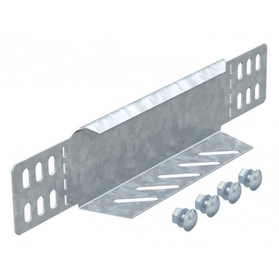 Редуцираща - крайна затваряща пластина за скара 60/150, RWEB60