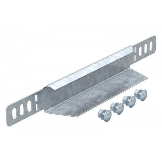 Редуцираща - крайна затваряща пластина за скара 35/100, RWEB35
