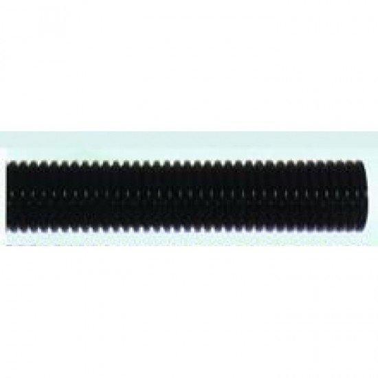 PVC Гофририрана тръба черна Ф20вътр.