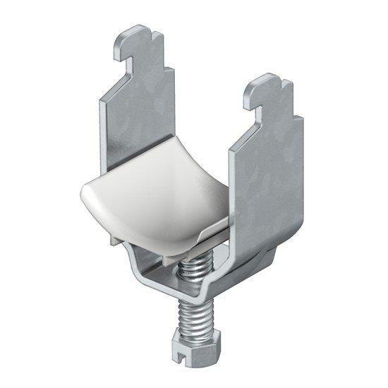 Скоба за шлиц BBS 11 - 12, с пластмасова притискаща пластина 58 - 64 mm